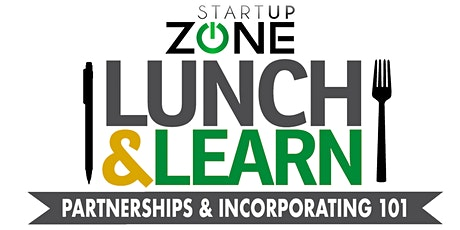 SUZ Lunch & Learn: Partnerships & Incorporating 101 tickets
