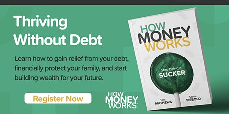 Eliminating Credit Card or Student Loan Debt! tickets