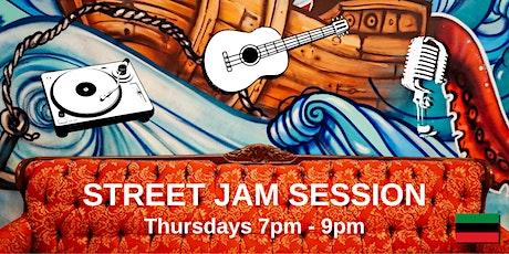 Street Jam Session tickets