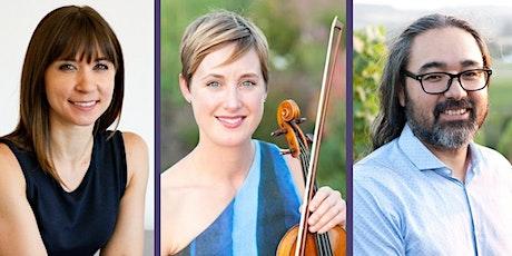 The Schumanns: A Decade of Romance   Brookline Music School Faculty Series tickets