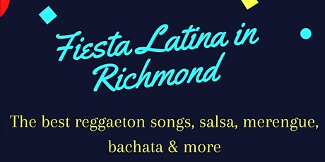 Fiesta Latina in Richmond tickets
