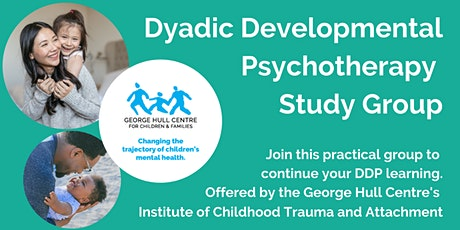 Dyadic Developmental Psychotherapy Study Groups tickets
