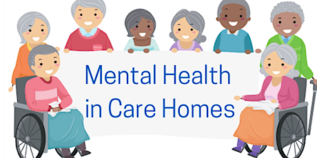Mental Health in care homes: coproduction workshop tickets