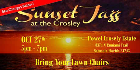 Sunset Jazz at the Crosley tickets