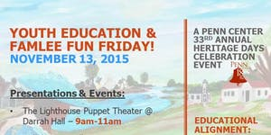 Youth Education & Famlee Fun Day at the 33rd Annual...