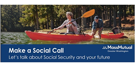 Social Security and Your Future tickets