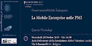 evento POLIMI + ASSI : Mobile Enterprise e PMI: quali...