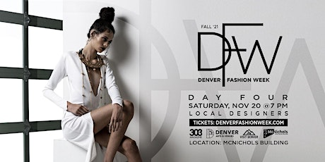 Local Designers Fashion Show:  DFW Day #4 Fall '21 tickets