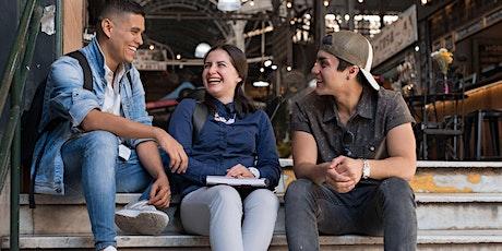 Palestra informativa sobre como vir estudar em Buenos Aires entradas