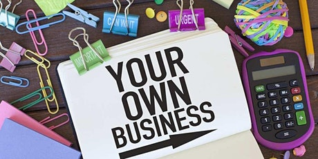 Starting Your Own Business tickets