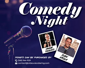 Comedy Night at The Chalet tickets