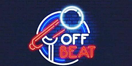 Offbeat: October Edition! billets