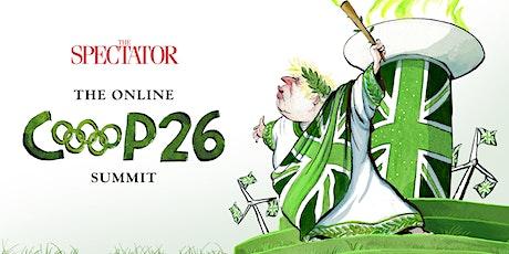 COP26 Summit: How can we reach net-zero? tickets