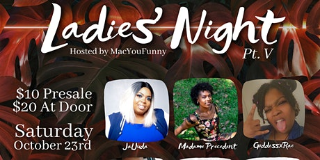 Ladies Night pt. 5 tickets