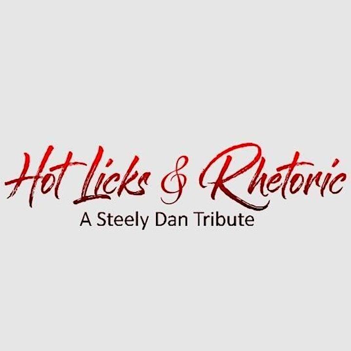 Hot Licks & Rhetoric (Steely Dan Tribute Show) image