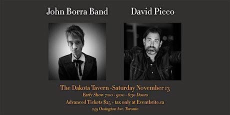 John Borra Band tickets