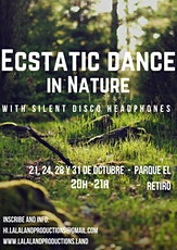 Ecstatic Dance in Nature entradas