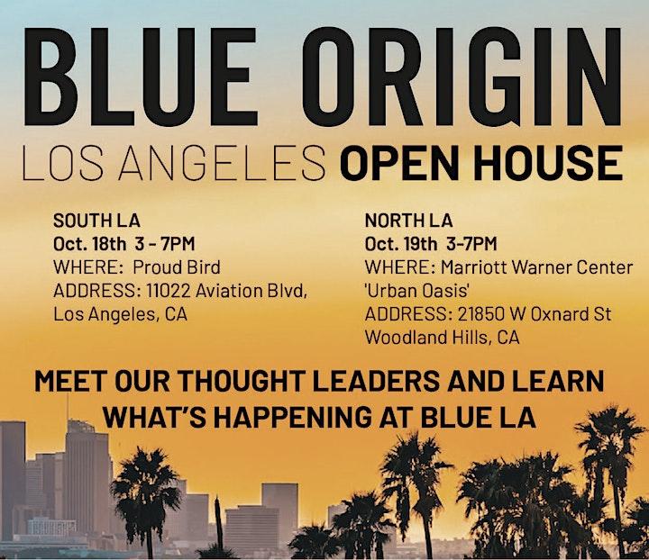 Blue Origin Los Angeles Open House image