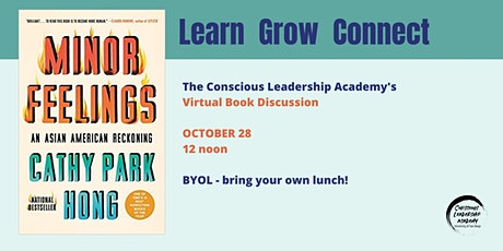 Learn Grow Connect -  October Book Discussion tickets