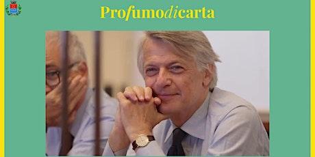 FERRUCCIO DE BORTOLI : lectio magistralis biglietti