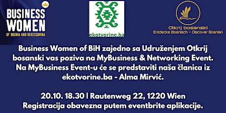 MyBusiness Event & Networking with ekotvorine.ba tickets