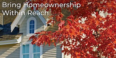 Bring Homeownership Within Reach, McCalla, AL! tickets