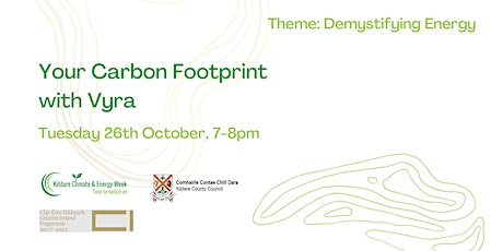 Your Carbon Footprint tickets