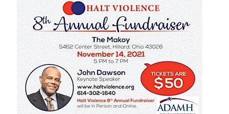 Halt Violence 8th Annual Fundraiser tickets