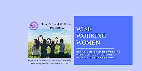 Wise Working Women [Virtual Networking] tickets