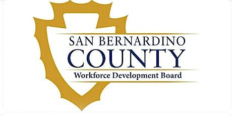 Job Fair - San Bernardino County tickets