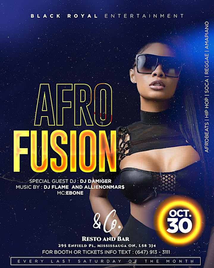 AFRO FUSION image