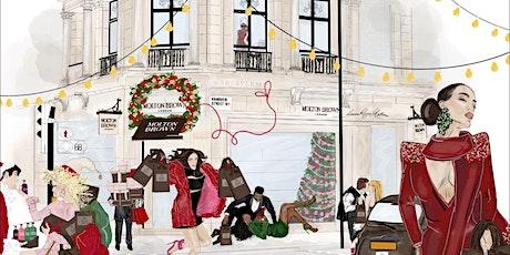 Regent Street Illustrator Christmas Event tickets