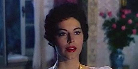 """Proiezione  """"La contessa scalza"""" di Joseph L. Mankiewicz biglietti"""