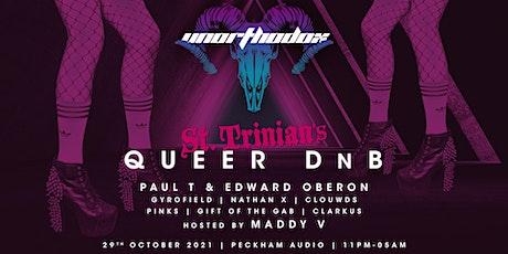 Unorthodox Halloween | Queer DnB tickets