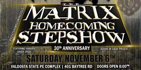 Mu Omicron's 30th Annual Step Show tickets