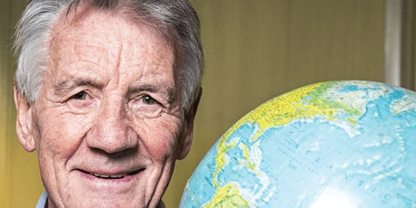 An Evening with Michael Palin: Travels of a Lifetime tickets