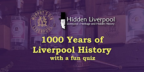 Liverpool: 1000 Years in 45 Minutes tickets