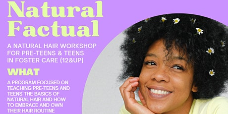 For Black Girls: Natural Factual tickets