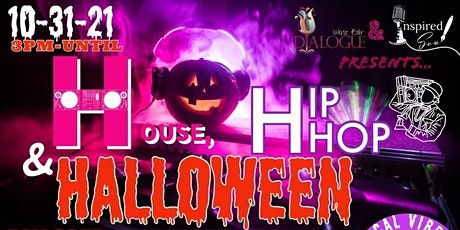 Hip Hop, House & Halloween Tailgate & Day Party tickets