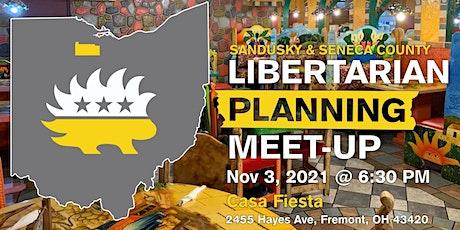 Sandusky & Seneca County Libertarian Party Planning Meetup tickets