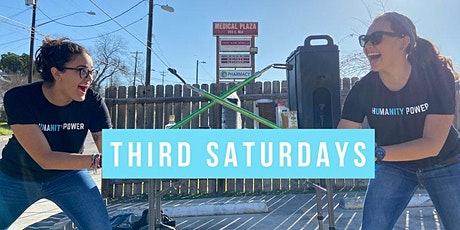 Third Saturday Community Cleanup tickets