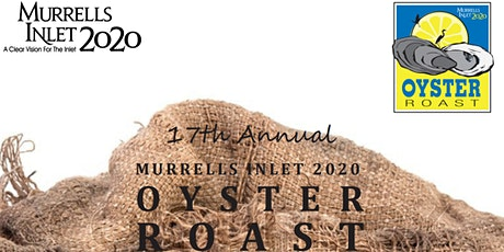 17th Annual Oyster Roast 2021 tickets