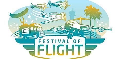 Long Beach Airport Festival of Flight - 2021 tickets