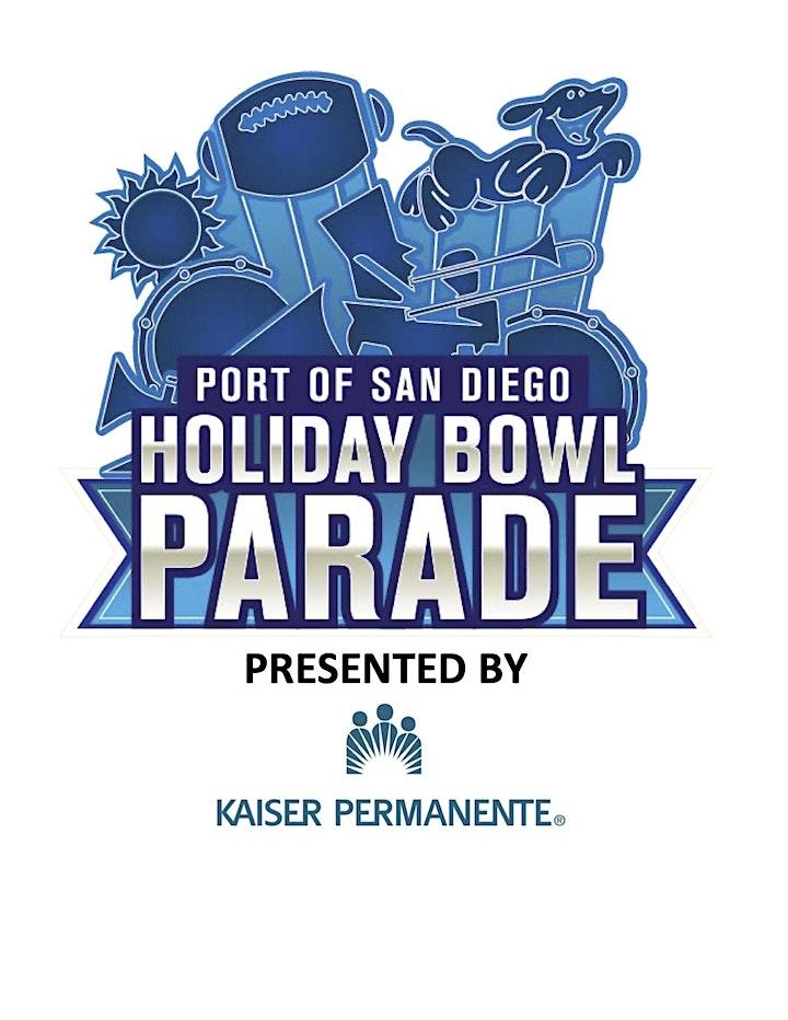 Port of San Diego Big Bay Balloon Parade Grandstand Ticket image