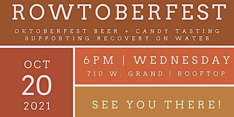 ROWtoberfest Beer Tasting tickets