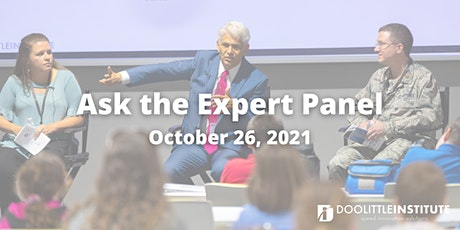 Doolittle Institute Ask the Expert Panel 2021 tickets