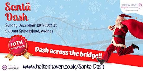 Santa Dash 2021 tickets