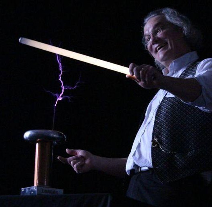 Science Magic...Magic Science, Now with added Robots image