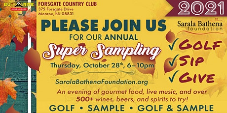 2021 Annual Super Sampling - Over 500 Wines, Spirits & Beer tickets