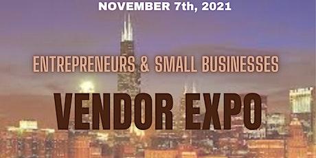 The Blue Print  Vendor Event & Entrepreneurs tickets